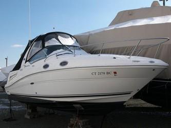 Used Boats: Sea Ray 260 Sundancer for sale