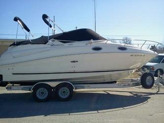 Used Boats: Sea Ray 240 SUNDANCER for sale