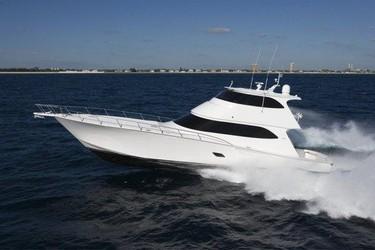 Used Boats: Viking 76 Enclosed Bridge for sale