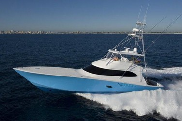 Used Boats: Viking 76 Convertible for sale