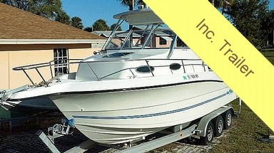 Used Boats: Sea Sport 2744 Wa for sale