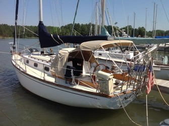 Used Boats: Cape Dory 31 for sale