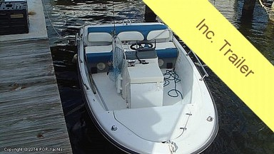 Used Boats: Boston Whaler 15 Jet Outrage for sale