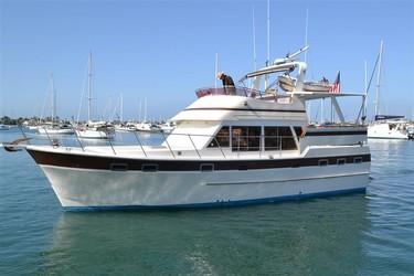 Used Boats: NOVA MARINE Sundeck Motoryacht for sale