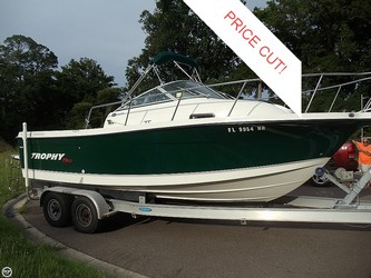 Used Boats: Trophy 2352 WA for sale