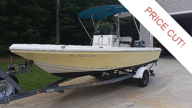 Used Boats: Sailfish 2100BB for sale