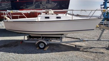 Used Boats: Precision 21 for sale
