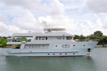 Used Boats: INACE Expedition Yacht with Helipad for sale