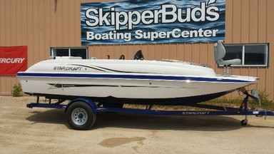 Used Boats: Starcraft 2000 LIMITED IO for sale