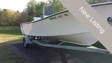 Used Boats: Sea Mark 2000 for sale