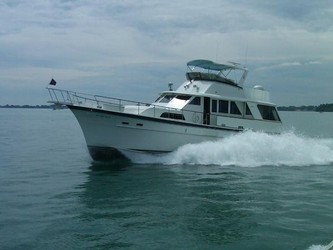 Used Boats: Hatteras 53 Motor Yacht for sale