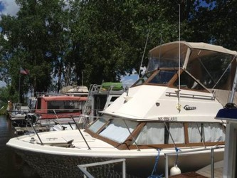 Used Boats: Carver 28 MARINER for sale