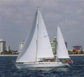 Used Boats: GULFSTAR Ketch for sale