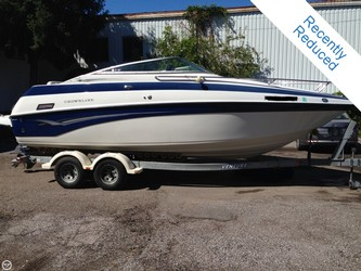 Used Boats: Crownline 235 CCR for sale