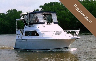 Used Boats: Mainship 34 for sale