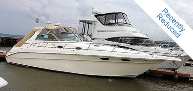 Used Boats: Sea Ray 330 Sundancer for sale