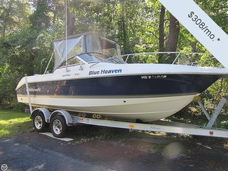 Used Boats: Wellcraft 220 Sportsman for sale