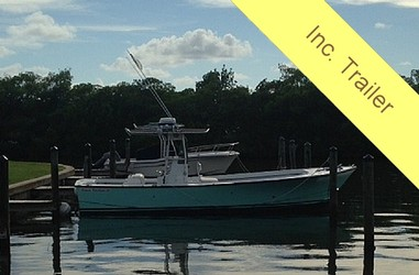 Used Boats: Custom 26 for sale