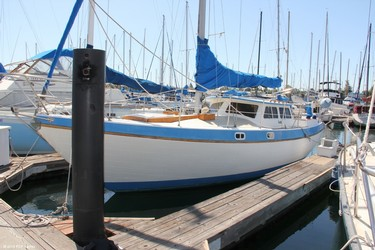 Used Boats: Capital Yachts Gulf 320 Pilothouse Sloop for sale