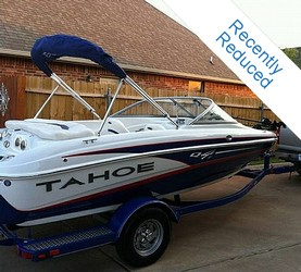 Used Boats: Tahoe 18 Q4 SF for sale