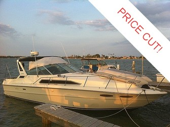 Used Boats: Sea Ray 340 for sale