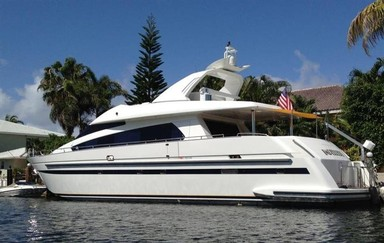 Used Boats: AZIMUT Custom Modified Pininfarina for sale