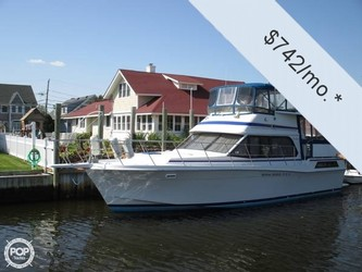 Used Boats: Chris-Craft 426 Catalina Double Cabin for sale