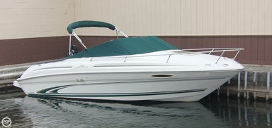 Used Boats: Sea Ray 215 Express for sale