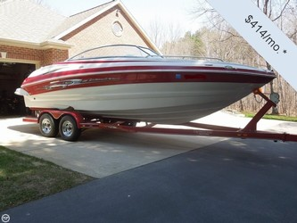 Used Boats: Crownline 240 LS Bowrider for sale