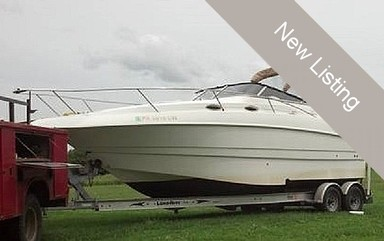 Used Boats: Larson 254 Cabrio for sale