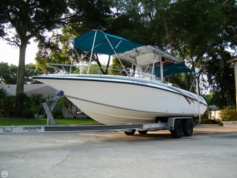 Used Boats: Fountain 25 Sportfish for sale
