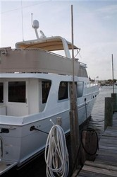 Used Boats: MED YACHTS Angel Raised Pilothouse Trawler for sale