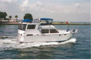 Used Boats: AQUARIUS Motoryacht for sale