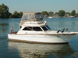 Used Boats: Egg Harbor 36 Sedan for sale