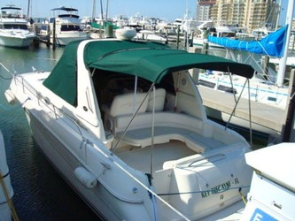 Used Boats: Sea Ray 31' Sundancer, Vdrive for sale