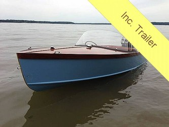 Used Boats: Custom 14 for sale
