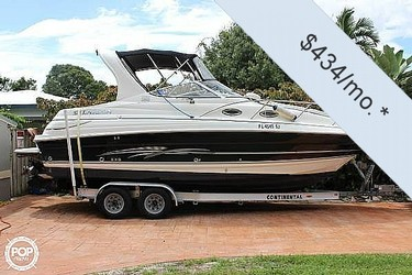 Used Boats: Larson 260 Cabrio for sale