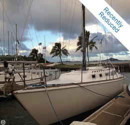 Used Boats: Santana 37 for sale