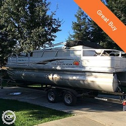Used Boats: Sun Tracker 21 for sale
