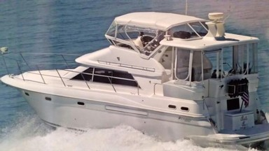 Used Boats: Cruisers Yachts 3750 Motoryacht for sale