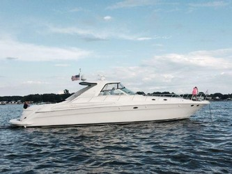 Used Boats: Sea Ray 580 Sundancer for sale