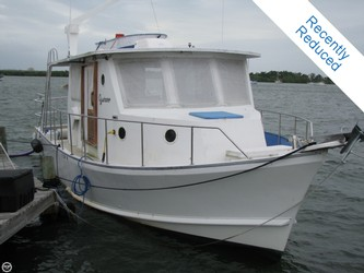 Used Boats: Thompson Offshore 34 Trawler for sale