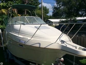 Used Boats: Maxum 2400 SCR for sale