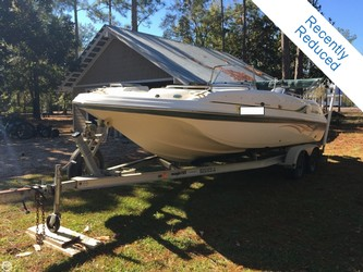 Used Boats: Hurricane Fun Deck 211 GS for sale