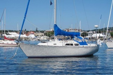 Used Boats: C&C 37 CENTERBOARD for sale