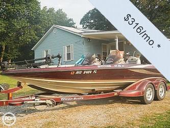 Used Boats: Triton TR-20X HP for sale