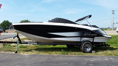 Used Boats: Scarab 215HO for sale