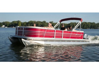 Used Boats: Starcraft Stardeck 236 Cruise for sale