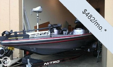 Used Boats: Nitro Z-9 Dual Helm for sale