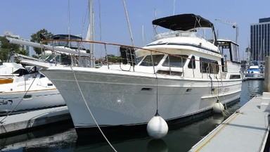 Used Boats: Spindrift 46 Aft Cabin Motor Yacht for sale